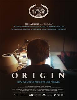 Ver Bieffekterna (Origin)  (2016) película Latino HD