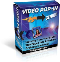 Video Pop-In Genius Software