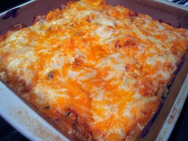 Recipes & Recipes: King Ranch Chicken