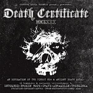 VA. Death Certificate MMXIII 2013