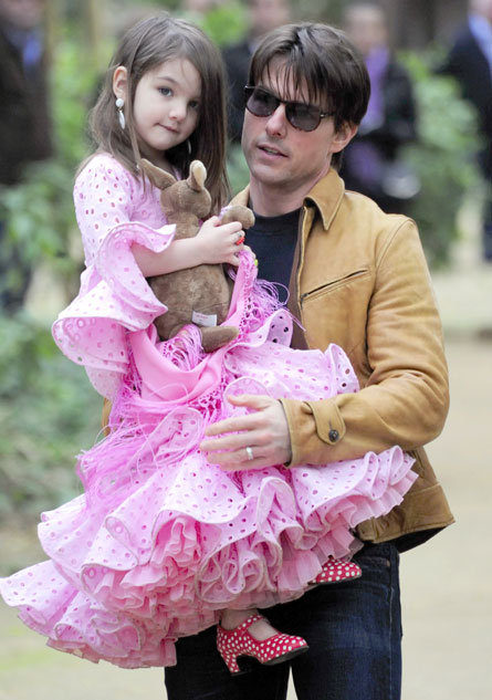 Tom Cruise daughter Suri Cruise