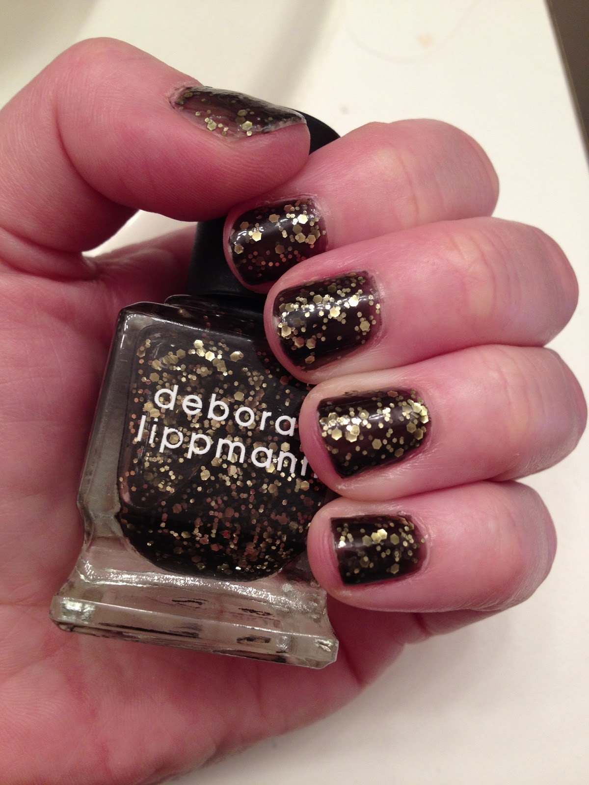 The Beauty of Life: Glittery Goodness: Deborah Lippmann Cleopatra in ...