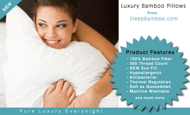Bamboo Pillow3