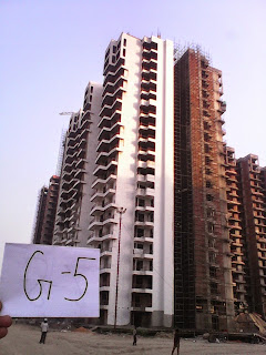Albaria :: Construction Status on July 2014:-Tower G-5