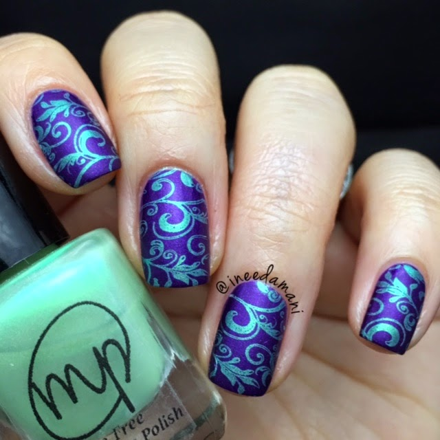 uberchicbeauty nail stamping plates