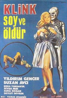 Poster de Kilink Strip and Kill