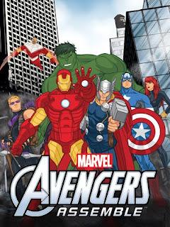 Siêu Anh Hùng Phần 1 - Avengers Assemble Season 1
