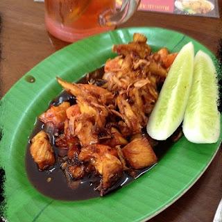 Resep Gongso Ayam Bumbu Merah Tradisional