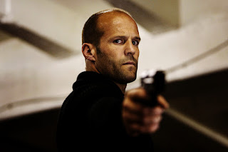 Jason Statham with Gun HD Wallpaper