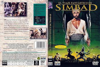 Carátula dvd: El viaje fantástico de Simbad (1973) (The Golden Voyage of Sinbad)
