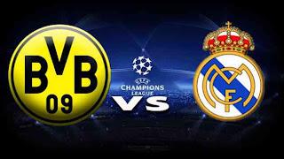 BORUSSIA DORTMUND VS REAL MADRID Prediksi Borussia Dortmund VS Real Madrid Semifinal Liga Champions 2013