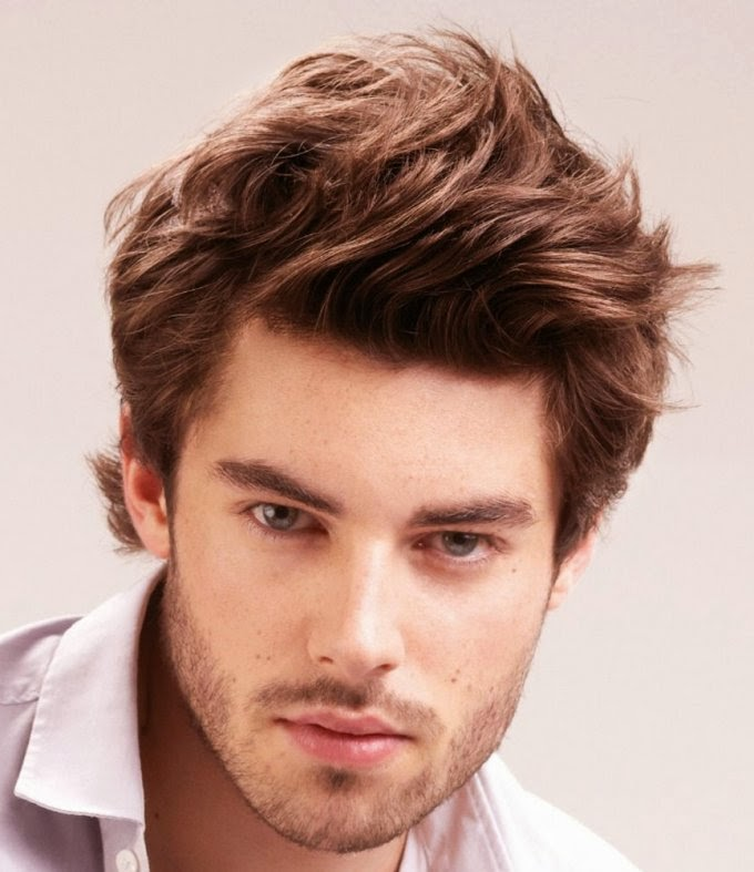 2014 Cool Hairstyle Trends For Men Latest Hairstyles