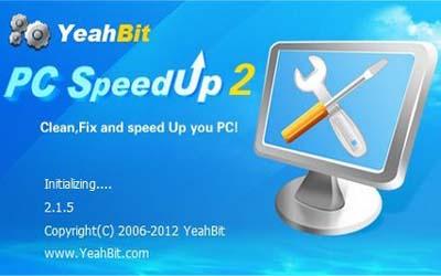 YeahBit PC SpeedUp 2.1.5