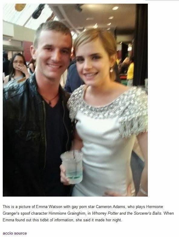 Emma Watson Cameron Adams randommusings.filminspector.com