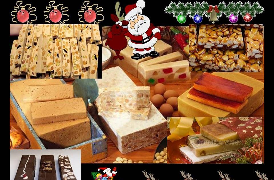 Pa mojar pan postres turrones introducci n especial - Postre especial navidad ...