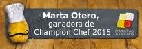 CHAMPION CHEF 2015