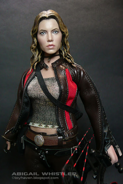 Review iii jessica biel as abigail whistler from quot blade trinity quot by