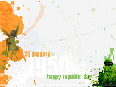 January 26th Indian Republic Day Speech and Wallpapers