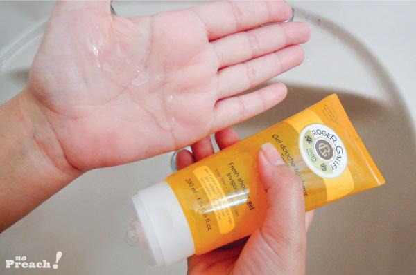 Review - testei - resenha: Shower Gel - Roger & Gallet - Gel Douche Fraicheur Tonifiant Bois D`Orange