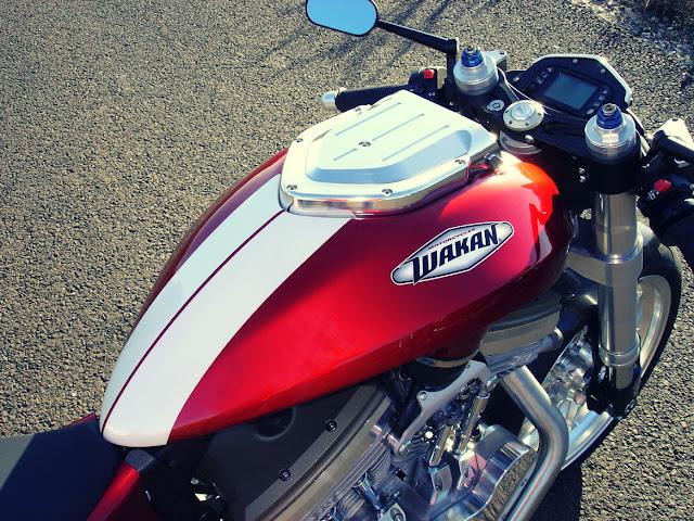 Wakan Motorcycle Tank