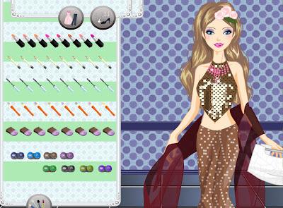 el diario de barbie juegos online: