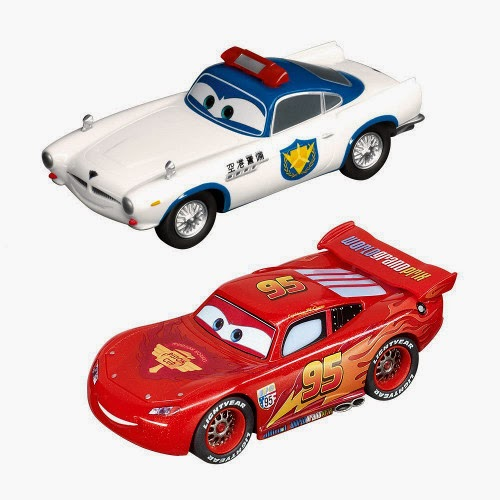 Libros y juguetes 1demagiaxfa juguetes carrera go disney pixar cars london race and - Juguetes disney cars ...