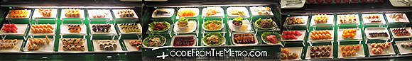 Foodie from the Metro - DADS Saisaki Kamayan Saisaki Station