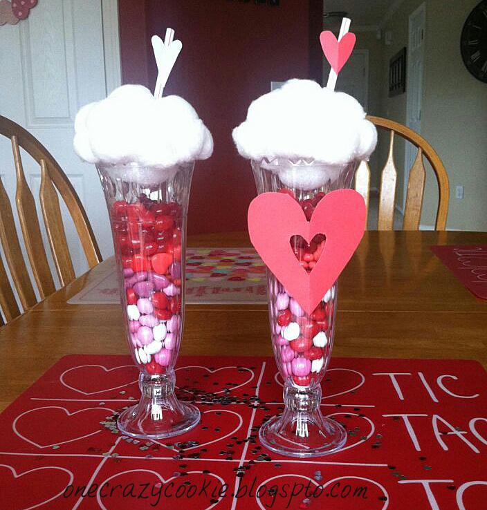 One Crazy Cookie Valentines Day Gift Idea Candy Milkshakes