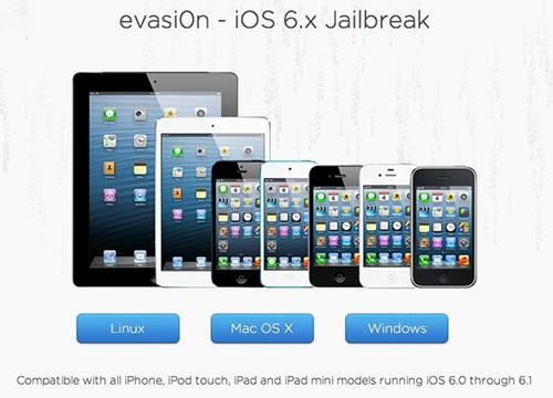 iOS 6.x Jailbreak කරමු