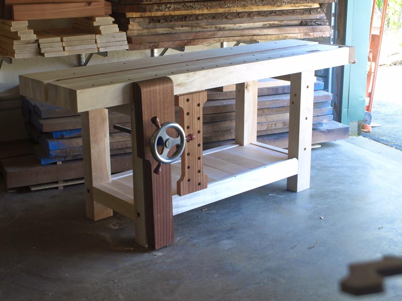David Barron Furniture Work Benches For Sale At Handworks Next Week