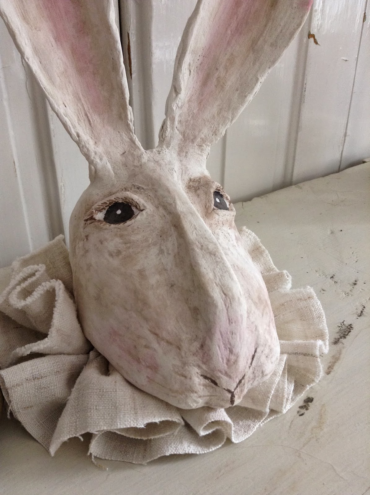 Shabby chic Oster Hase