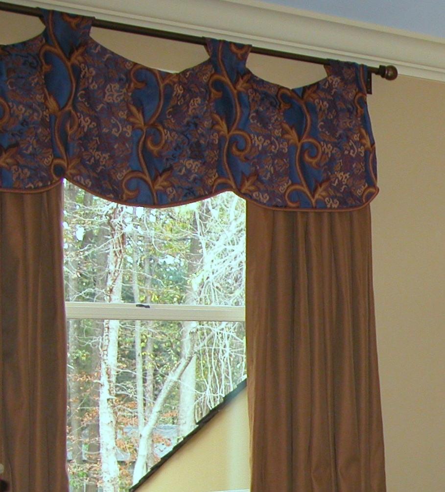 Window valance styles window valance styles glamorous 25 for Window valance
