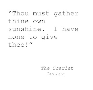 The scarlet letter quotes with page numbers quotesgram