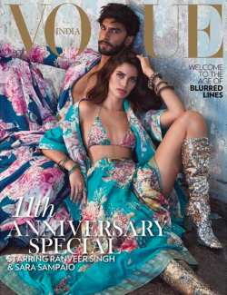 <b>Vogue India Oct18</b>