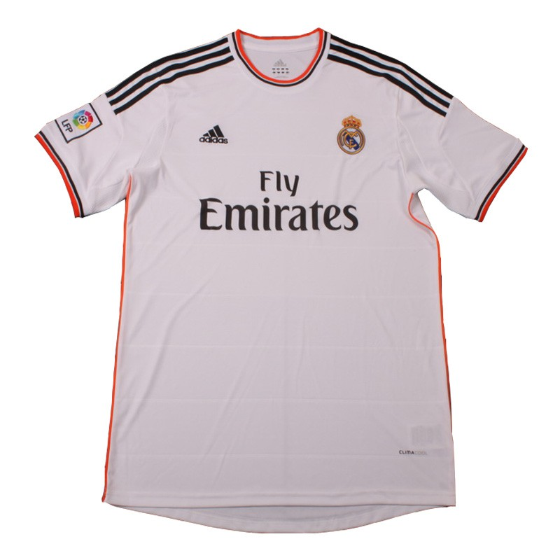World sports & club: Real Madrid new jersey 2013-14 Real Madrid
