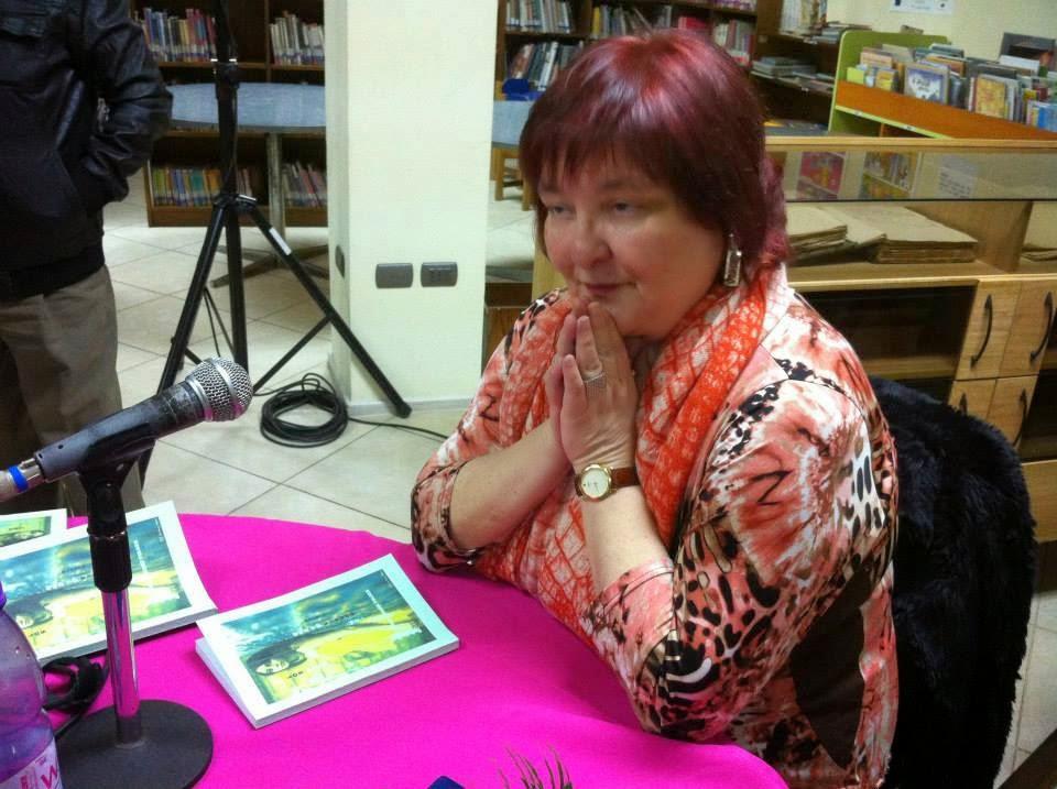 Presentación de Novela 27 mayo 2014