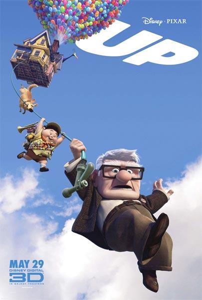 Up - Una aventura de altura poster box cover