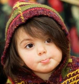 gambar bayi lucu dan cantik