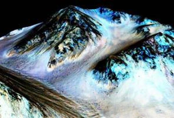 NASA Temui Bukti Kejadian Aneh Di Planet Marikh!
