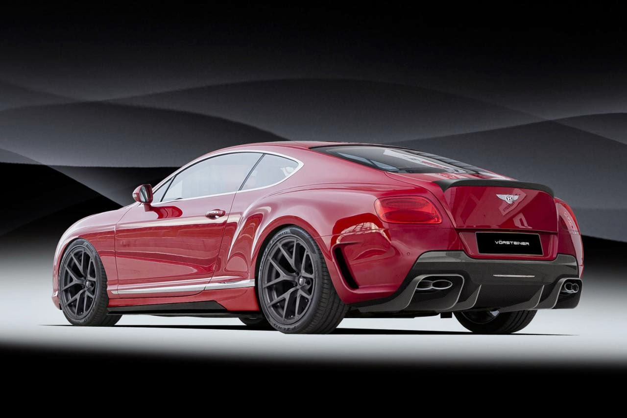 CONTINENTAL GT RED_MYCLIPTA