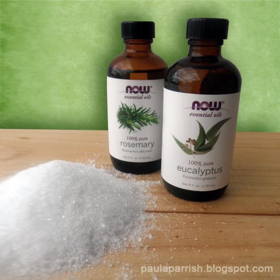 epsom salt bath instructions