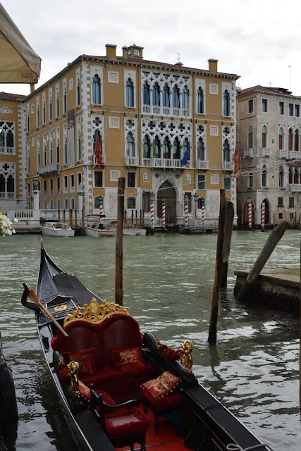 Grand Canal Venice Gondola