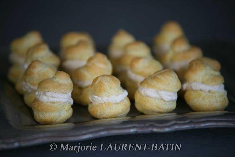 marjorie et la biscuiterie choux la chantilly de foie gras. Black Bedroom Furniture Sets. Home Design Ideas
