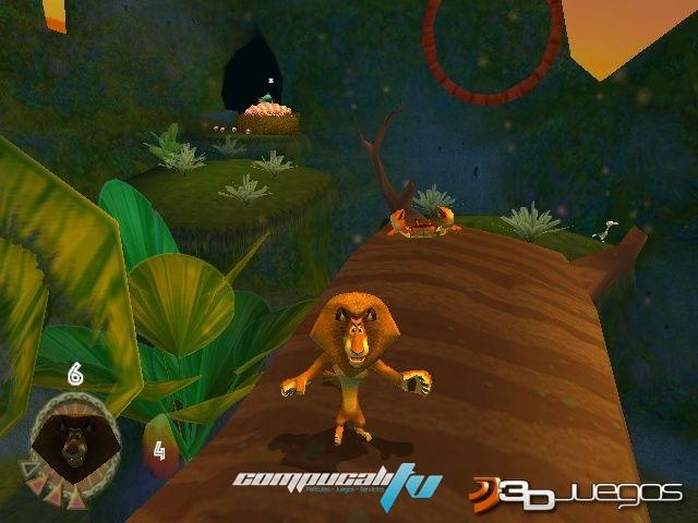 Madagascar Juego para PC en Español Descargar 1 Link