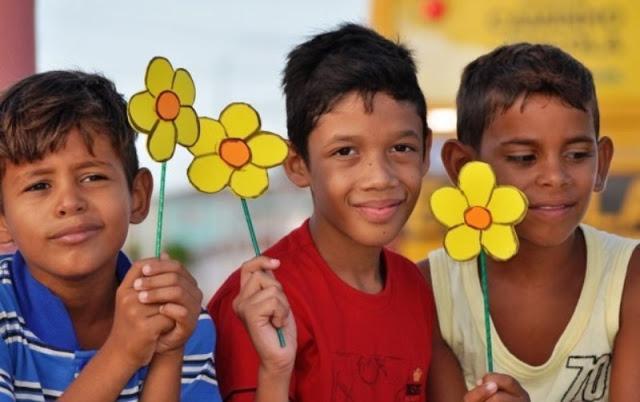18 DE MAIO EM GUAMARÉ: Dia Nacional de Combate ao Abuso e à Exploração Sexual de Crianças