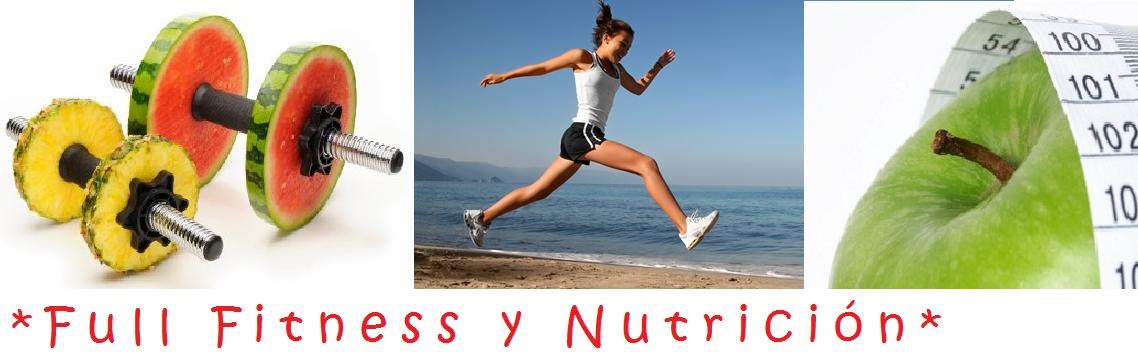 Full Fitness y Nutrición