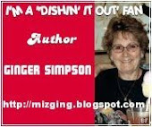 Ginger Simpson, Author