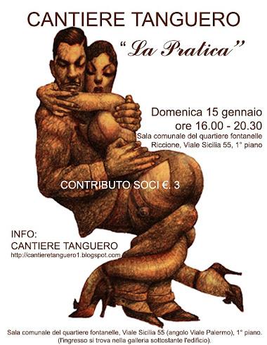 """15 gennaio """"La Pratica"""""""