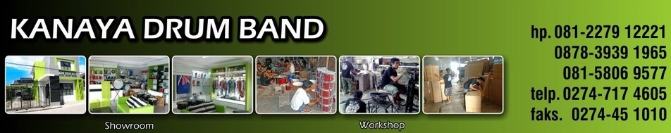 PENGRAJIN dan DISTRIBUTOR  ALAT DRUM BAND, SEMI HTS, MARCHING BAND DAN SERAGAM