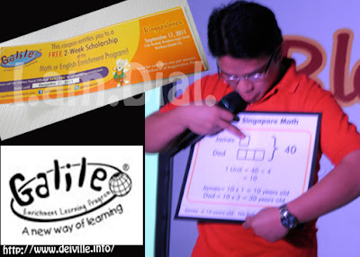 Singapore Math: Galileo Enrichment Learning Program 2
